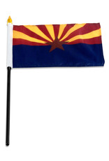 "Stick Flag 4""x6"" - Arizona"