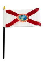 "Stick Flag 4""x6"" - Florida"