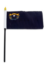 "Stick Flag 4""x6"" - Nevada"