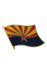 Lapel Pin - Arizona Flag