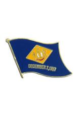 Lapel Pin - Delaware Flag