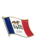 Lapel Pin - Iowa