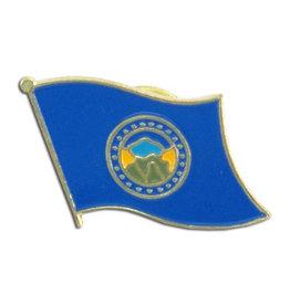 Lapel Pin - Nebraska Flag