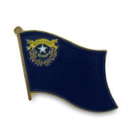 Lapel Pin - Nevada Flag