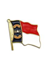 Lapel Pin - North Carolina Flag