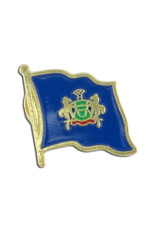 Lapel Pin - Pennsylvania Flag