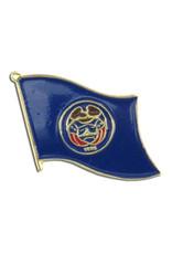 Lapel Pin - Utah Flag