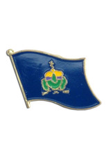 Lapel Pin - Vermont Flag