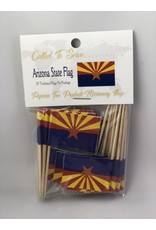 Toothpick Flags - Arizona