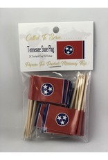Toothpick Flags - Tennessee