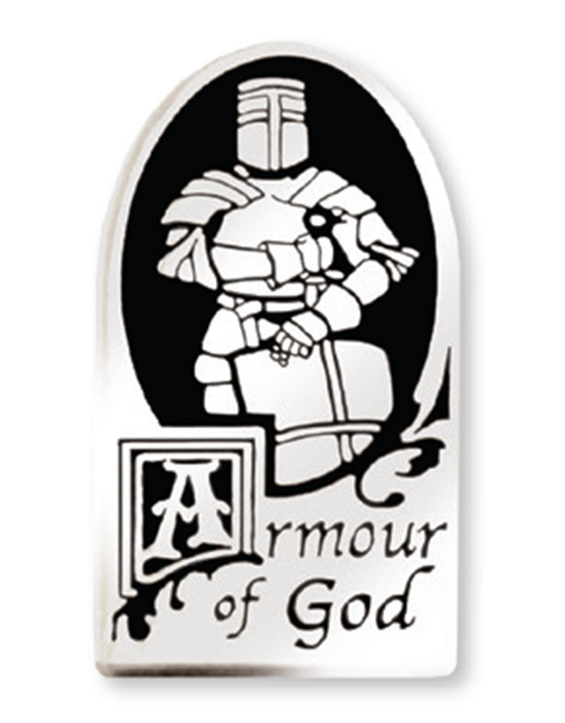 Ringmasters Pin/Bookmark - Armour of God