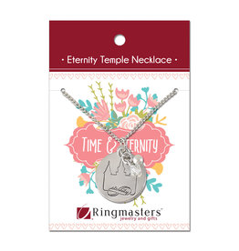 Ringmasters Eternity Temple Necklace