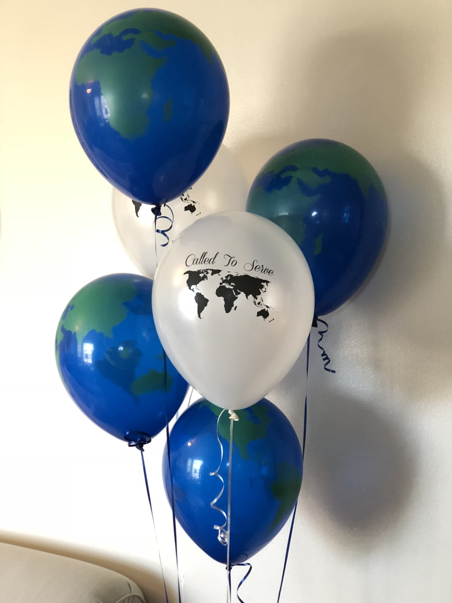 Called to Serve Balloon