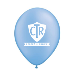 CTR Balloon Blue