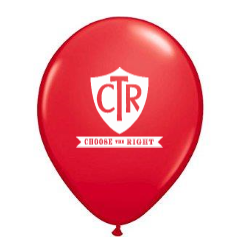 CTR Balloon Red