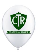 CTR Balloon White