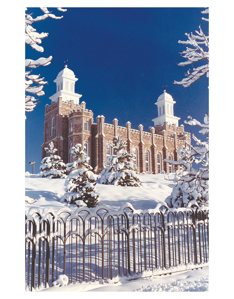 Program Covers - Logan Temple Winter