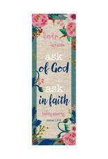 Popcorn Tree 2017 LDS Mutual Theme Bookmarks - Flowers, 6ct