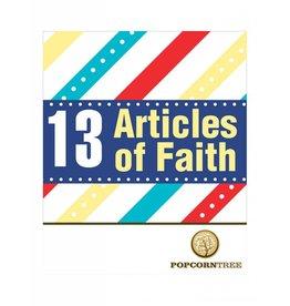 Popcorn Tree Articles of Faith - Flip Chart