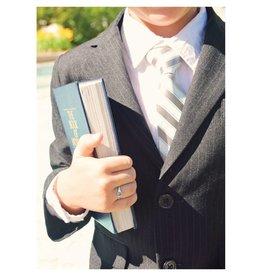 Ringmasters Card & Envelope - Book of Mormon Baptism