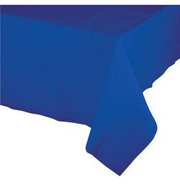 Creative Converting Cobalt - Tablecover, 54x108 Plastic
