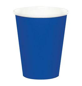 Creative Converting Cobalt - Cups, 9oz Paper 24ct