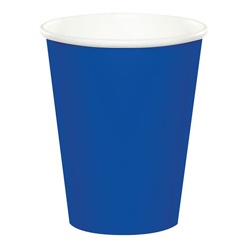 Creative Converting Cobalt - Cups, 9oz Paper 24ct