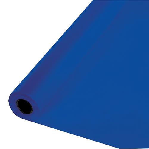 Creative Converting Cobalt - Table Roll, 100' Plastic