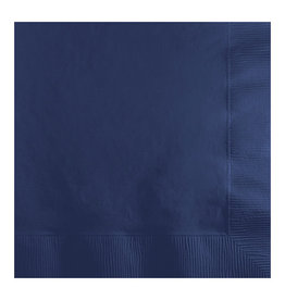 Creative Converting Navy - Napkins, Beverage 50ct