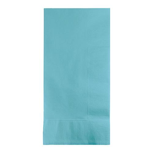 Creative Converting Pastel Blue - Napkins, Dinner Napkin 50ct