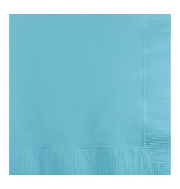 Creative Converting Pastel Blue - Napkins, Beverage 50ct