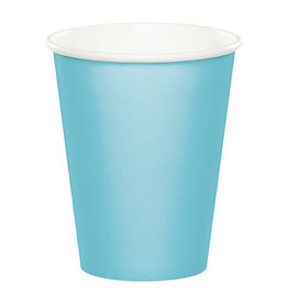 Creative Converting Pastel Blue - Cups, 9oz Paper 24ct