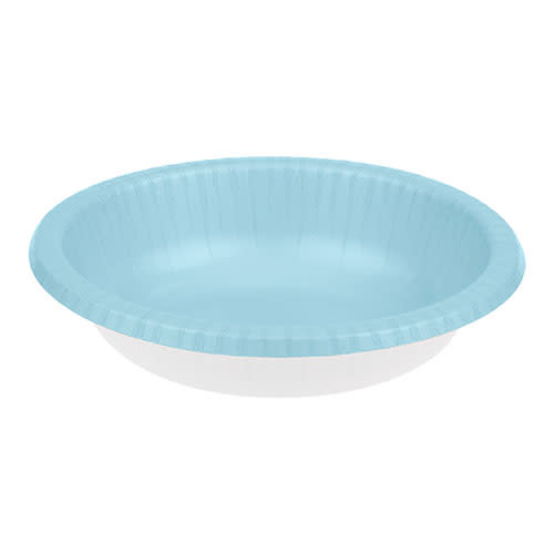 Creative Converting Pastel Blue - Bowls, Paper 20ct