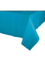 Creative Converting Turquoise - Tablecover, 54x108 Paper