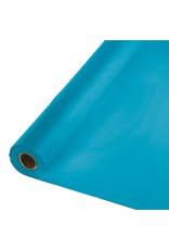 Creative Converting Turquoise - Table Roll, 100' Plastic