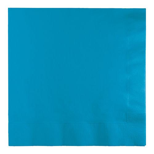 Creative Converting Turquoise - Napkins, Luncheon Napkin 50ct