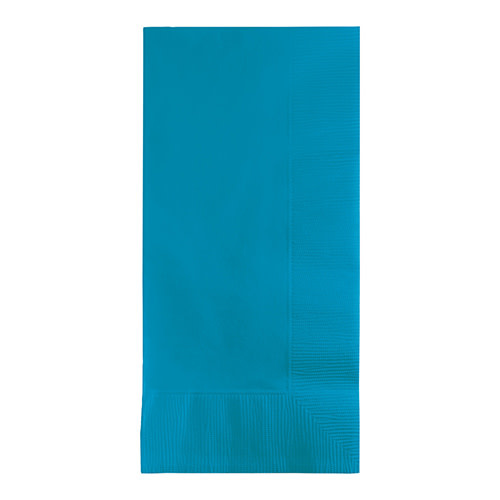 Creative Converting Turquoise - Napkins, Dinner 50ct