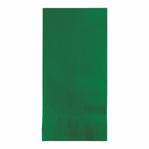 Creative Converting Emerald Green - Napkins, Dinner 50ct