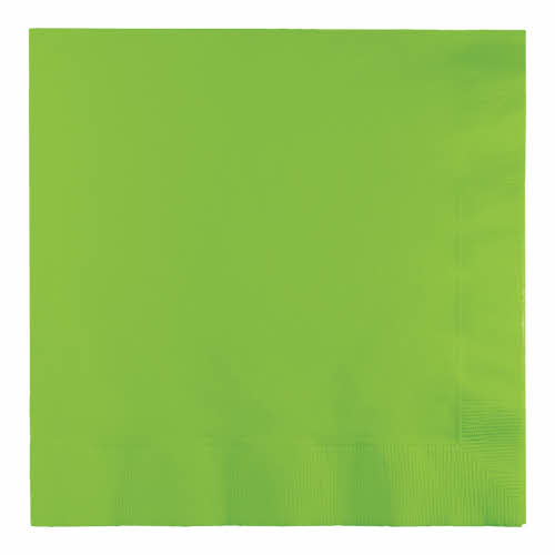 Creative Converting Fresh Lime - Napkins, Luncheon 50ct