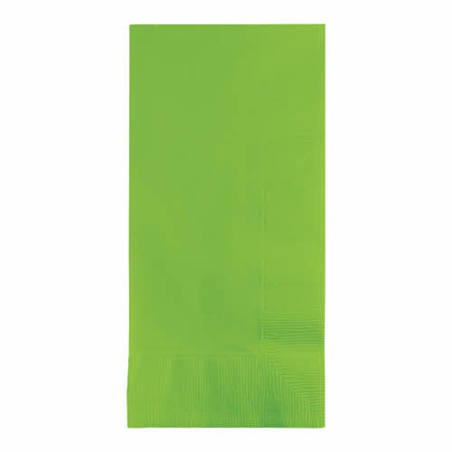 Creative Converting Fresh Lime - Napkins, Dinner 50ct