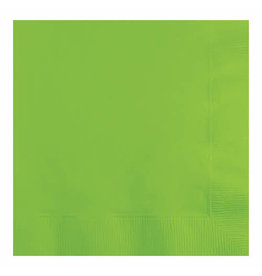 Creative Converting Fresh Lime - Napkins, Beverage 50ct