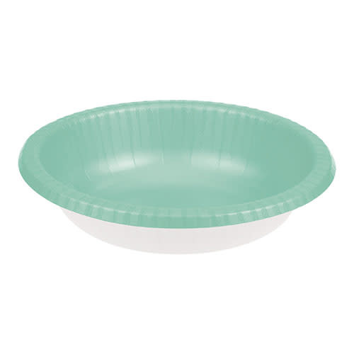 Creative Converting Fresh Mint - Bowls, Paper 20ct