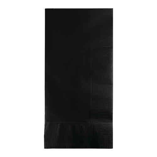 Creative Converting Black Velvet - Napkins, Dinner 50ct