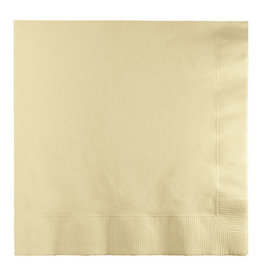 Creative Converting Ivory - Napkins, Luncheon 50ct