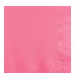 Creative Converting Candy Pink - Napkins, Beverage 50ct