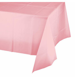 Creative Converting Classic Pink - Tablecover, 54x108 Plastic