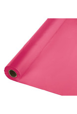 Creative Converting Hot Magenta - Table Roll, 100' Plastic