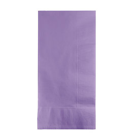 Creative Converting Luscious Lavender - Napkins, Dinner 50ct