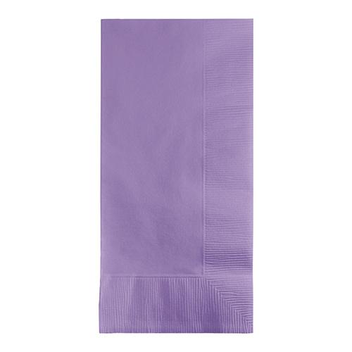 Creative Converting Luscious Lavender - Napkins, Dinner 50ct