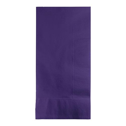 Creative Converting Purple - Napkins, Dinner 50ct
